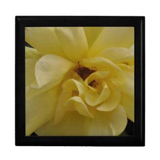 宝石箱-黄色バラ ギフトボックス