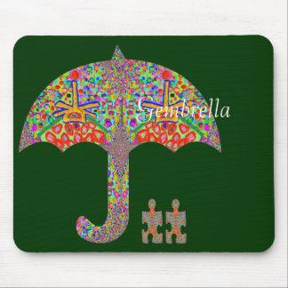 宝石- brella マウスパッド