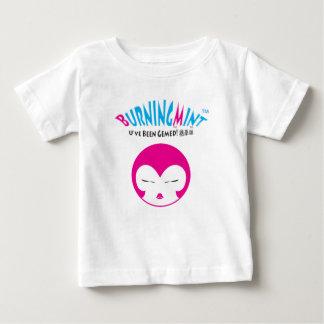 宝石EDがあるBurningMint U've! 幼児Tシャツ ベビーTシャツ