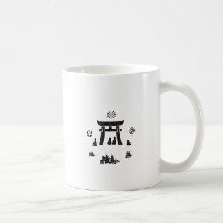 宝船 コーヒーマグカップ