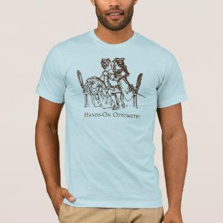 実地Optometry Tシャツ