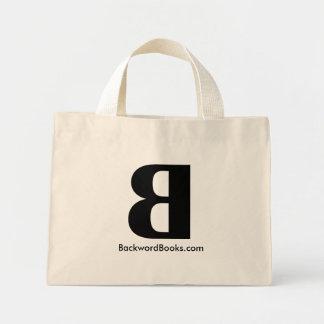 実用的な読者 ミニトートバッグ