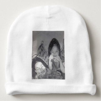 実質のかわいい赤ん坊の帽子 ベビービーニー