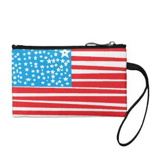 実質のアメリカの財布 コインパース