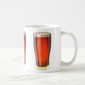 実質のエールビール コーヒーマグカップ