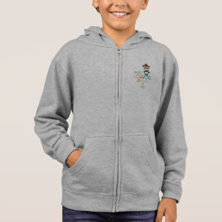 実質のカウボーイは5月Zghtrに生まれます スウェットシャツ