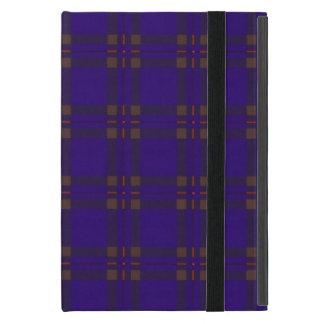 実質のスコットランドのタータンチェック-エリオット iPad MINI ケース