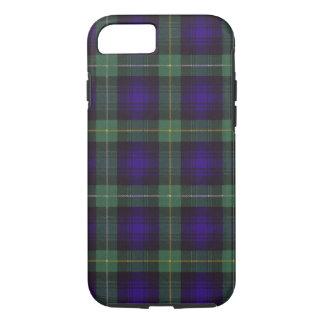 実質のスコットランドのタータンチェック- Argyllのキャンベル iPhone 8/7ケース