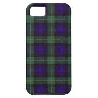 実質のスコットランドのタータンチェック- Argyllのキャンベル iPhone SE/5/5s ケース