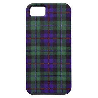 実質のスコットランドのタータンチェック- Cawdorのキャンベル iPhone SE/5/5s ケース