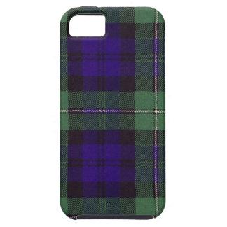 実質のスコットランドのタータンチェック- Forbes iPhone SE/5/5s ケース