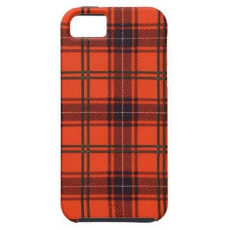 実質のスコットランドのタータンチェック- Wemyss iPhone SE/5/5s ケース