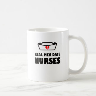 実質の人の日付のナース コーヒーマグカップ