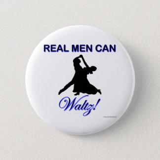 実質の人はワルツを踊ることができます 5.7CM 丸型バッジ