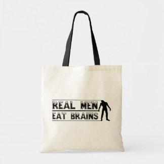 実質の人は頭脳のバッグを食べます トートバッグ