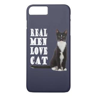 実質の人愛猫 iPhone 8 PLUS/7 PLUSケース