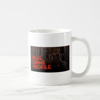 実質の罪のプロフィールのマグ コーヒーマグカップ