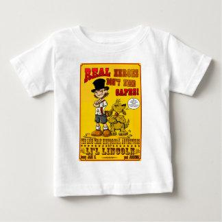 実質の英雄 ベビーTシャツ