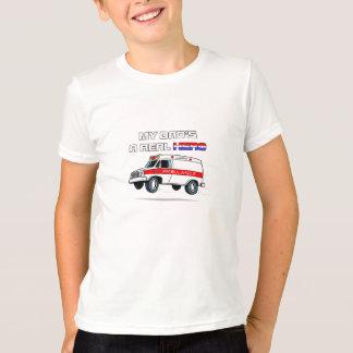 実質の英雄EMT Tシャツ