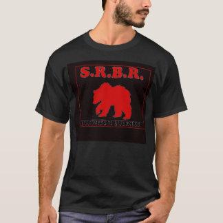 実質滞在は無情なTシャツです Tシャツ
