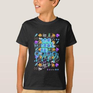 実質私 Tシャツ