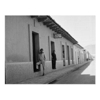 実質deグアダルペ、San Cristobal de Las Casas ポストカード