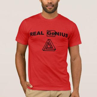 実質GEのniusのティー Tシャツ