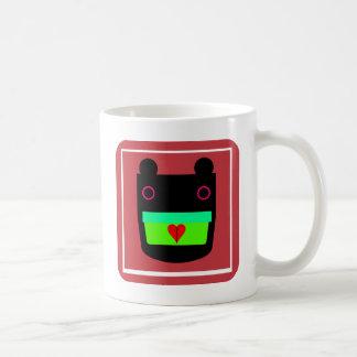 実際にかわいいBear.png コーヒーマグカップ