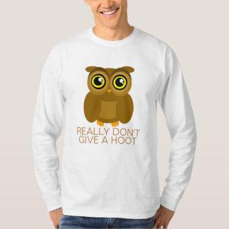 実際にやじり声を与えないで下さい Tシャツ