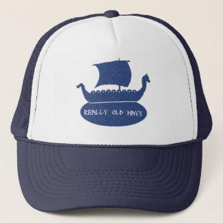 実際に古い海軍帽子 キャップ