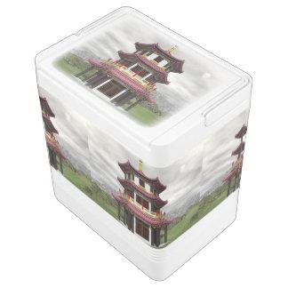 実際のところ塔- 3Dは描写します クールボックス