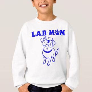 実験室のお母さん スウェットシャツ