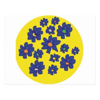 実験室の花 ポストカード