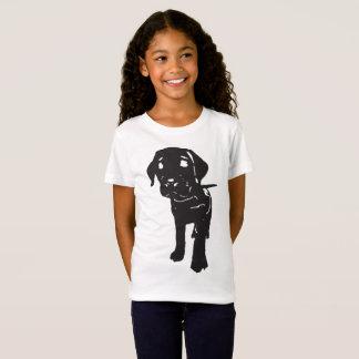 実験室愛はティーをからかいます Tシャツ
