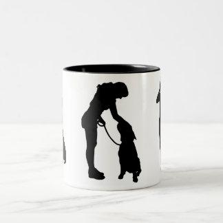 実験室愛マグ ツートーンマグカップ