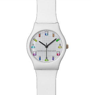 実験室試験の管化学実習指導科学 腕時計