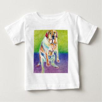 実験室#8 ベビーTシャツ