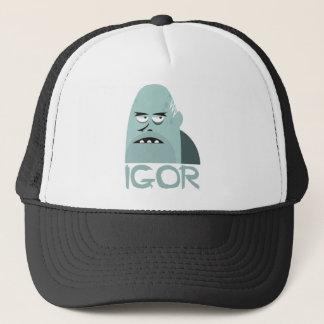 実験技術者のトラック運転手の帽子 キャップ