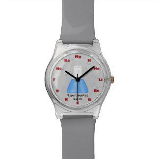 実験科学の腕時計 リストウオッチ