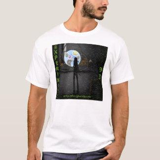 実験93の静的なワイシャツ Tシャツ
