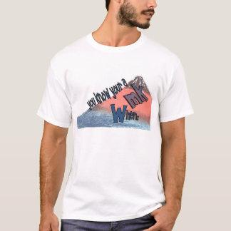 宣教師子供 Tシャツ