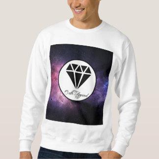 宣誓の服装の銀河系のスエットシャツ スウェットシャツ