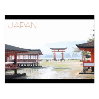 宮島Torii ポストカード