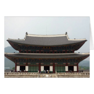 宮殿のソウルの本管 カード