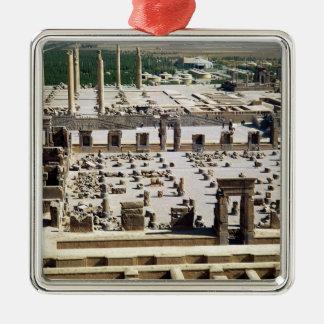 宮殿の一般的な見解、Achaemenianの期間 メタルオーナメント