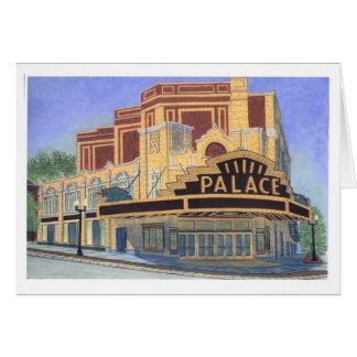 宮殿の劇場 カード