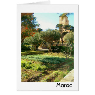 宮殿の庭II カード