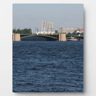 宮殿橋 フォトプラーク