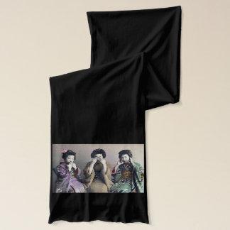 害のスカーフをしないで下さい スカーフ