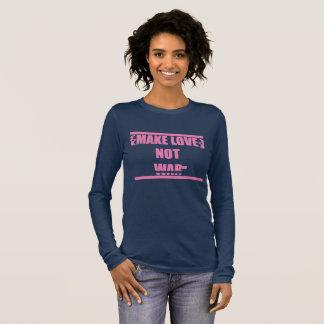 害の青は愛Tシャツを作ります Tシャツ